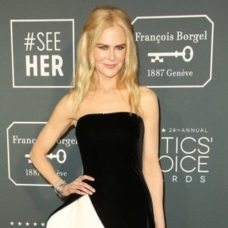 Nicole Kidman in 24th Annual Critic's Choice Awards - Arrivals