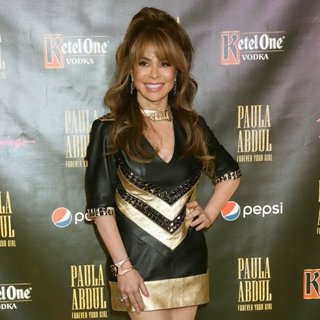 Paula Abdul: Forever Your Girl Official Opening