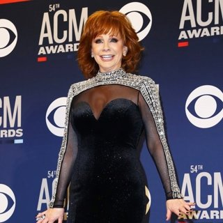 Reba McEntire in 54th Academy of Country Music Awards - Press Room