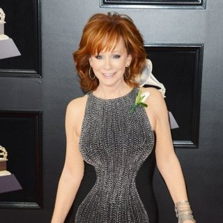 Reba McEntire in 60th Annual GRAMMY Awards - Arrivals