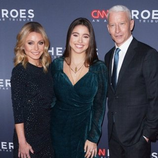 12th Annual CNN Heroes - Red Carpet Arrivals