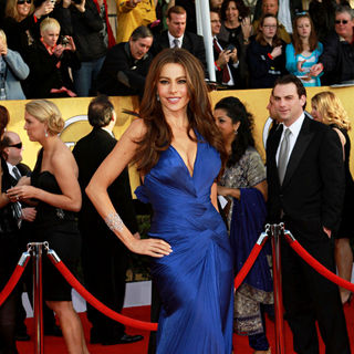 Sofia Vergara in The 17th Annual Screen Actors Guild Awards (SAG Awards 2011) - Arrivals