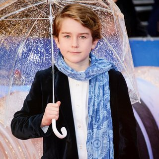 Samuel Joslin in World Premiere of Paddington