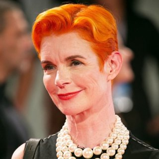 Sandy Powell in 75th Venice International Film Festival - The Favourite - Premiere