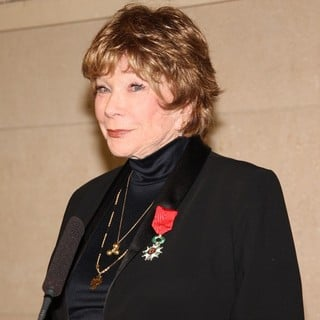 Shirley MacLaine in Shirley MacLaine at The Paris Cinematheque of Bercy