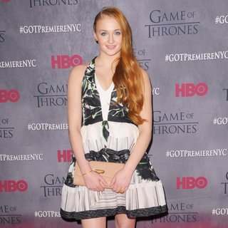 New York Premiere of The Fourth Season of Game of Thrones - Red Carpet Arrivals