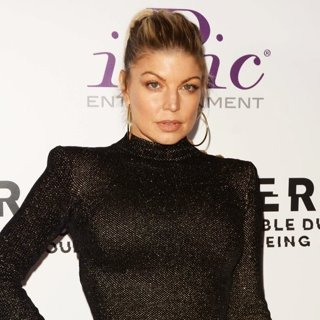 Fergie The Visual Experience One Night Premiere