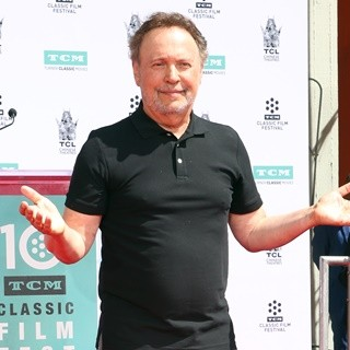 TCM Honors Billy Crystal with A Hand and Footprint Ceremony