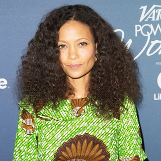 Thandie Newton in Variety's Power of Women Luncheon 2015