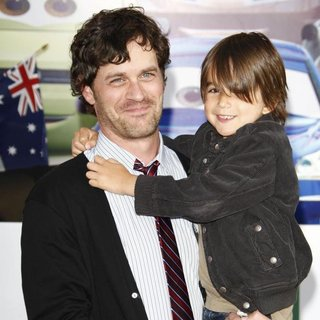 Tom Everett Scott in The Los Angeles Premiere of Cars 2 - Arrivals