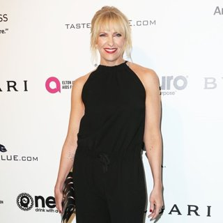Toni Collette in 25th Annual Elton John AIDS Foundation's Academy Awards Viewing Party
