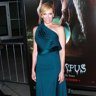 Toni Collette in Los Angeles Premiere of Krampus - Arrivals