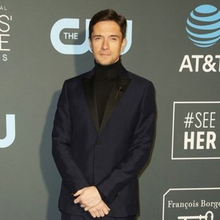 Topher Grace in 24th Annual Critic's Choice Awards - Arrivals