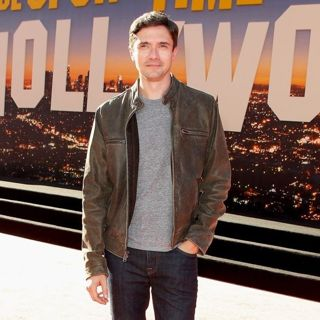 Topher Grace in Once Upon a Time in Hollywood Premiere
