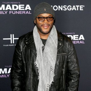 Screening of Tyler Perry's A Madea Family Funeral - Arrivals