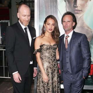 Warner Bros. Pictures' Tomb Raider Premiere