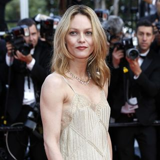 Vanessa Paradis in 69th Cannes Film Festival - The Unknown Girl Premiere - Arrivals