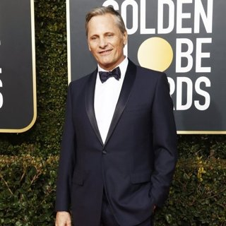 Viggo Mortensen in 76th Golden Globe Awards - Arrivals