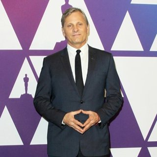 Viggo Mortensen in 91st Oscars Nominees Luncheon