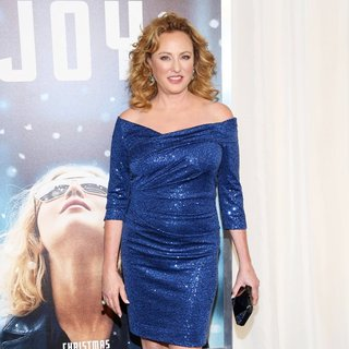 Virginia Madsen in New York Premiere of Joy - Red Carpet Arrivals