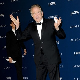 Warren Beatty in LACMA 2013 Art and Film Gala Honoring Martin Scorsese and David Hockney Presented by Gucci