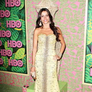 Sofia Vergara in HBO's 62nd Annual Primetime Emmy Awards After Party - Arrivals