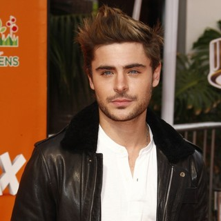 Zac Efron in The Premiere of The Lorax - Arrivals