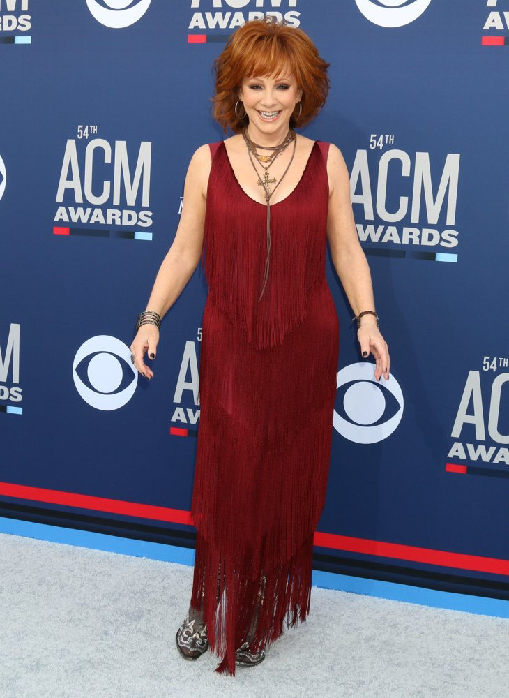 Reba McEntire<br>54th Academy of Country Music Awards - Arrivals