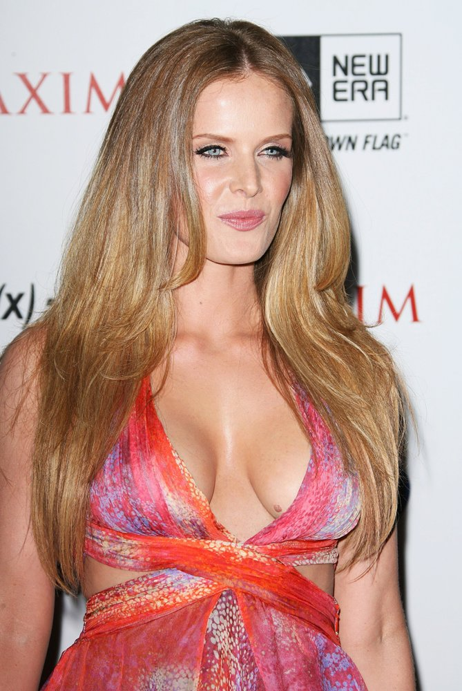 Rebecca Mader Picture 11 2011 Maxim Hot 100 Party