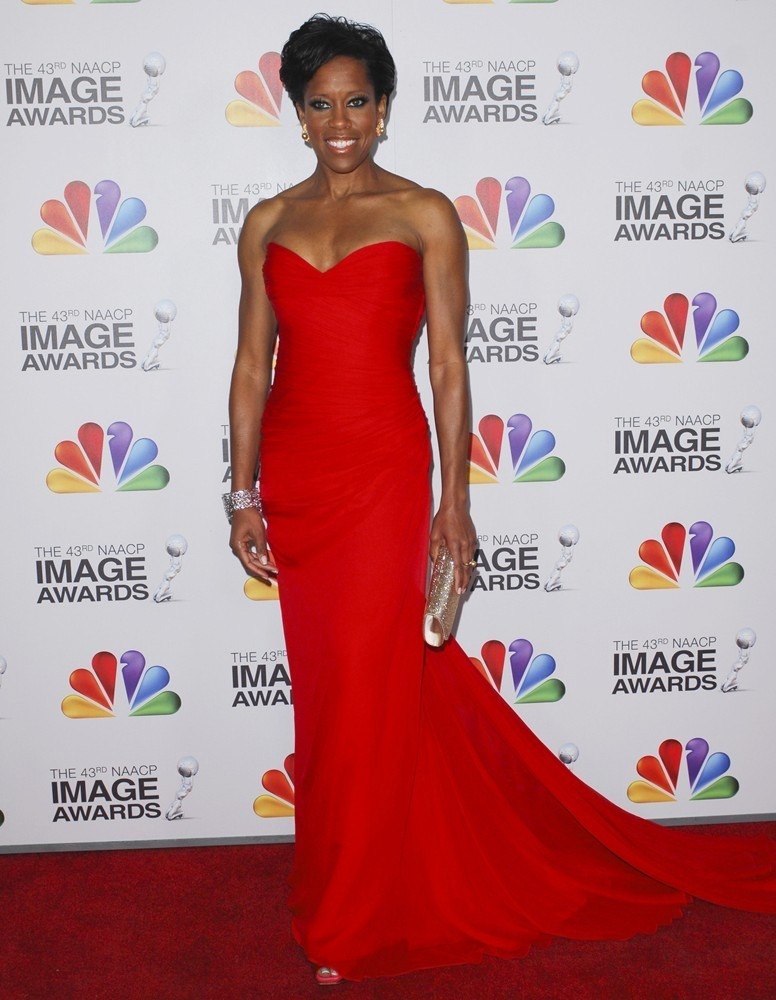 Regina King<br>The 43rd Annual NAACP Awards - Arrivals