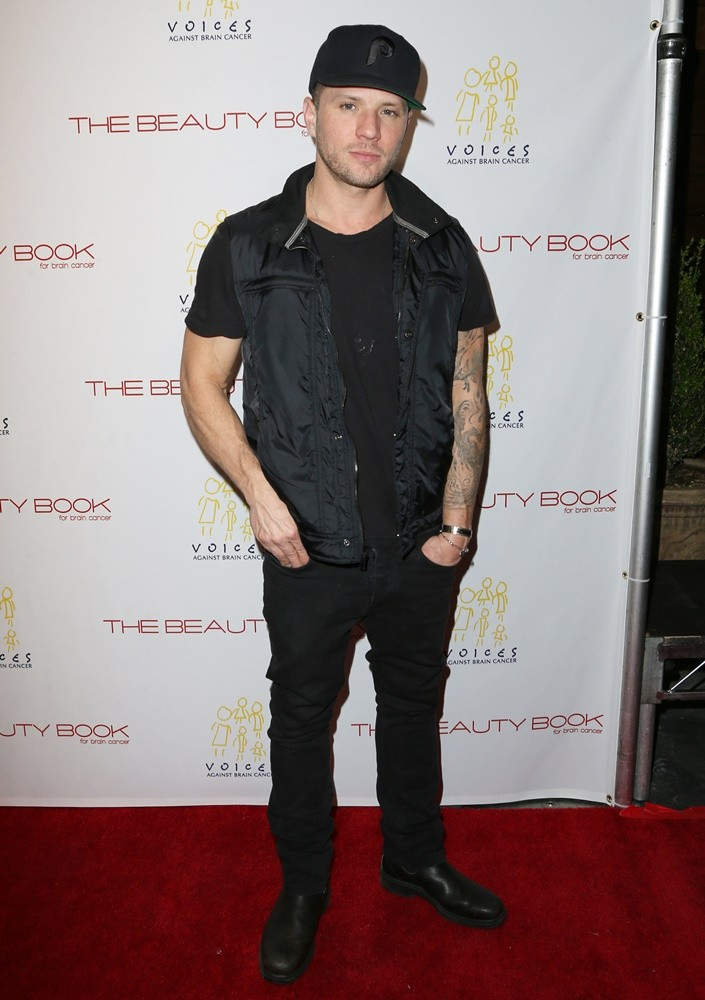 Ryan Phillippe<br>The Beauty Book for Brain Cancer Edition Two Launch Party