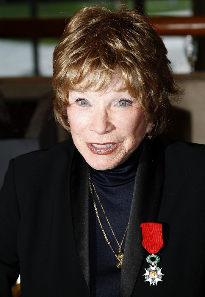 Shirley MacLaine<br>Shirley MacLaine Receives The Legion of Honnour by Frederic Mitterand