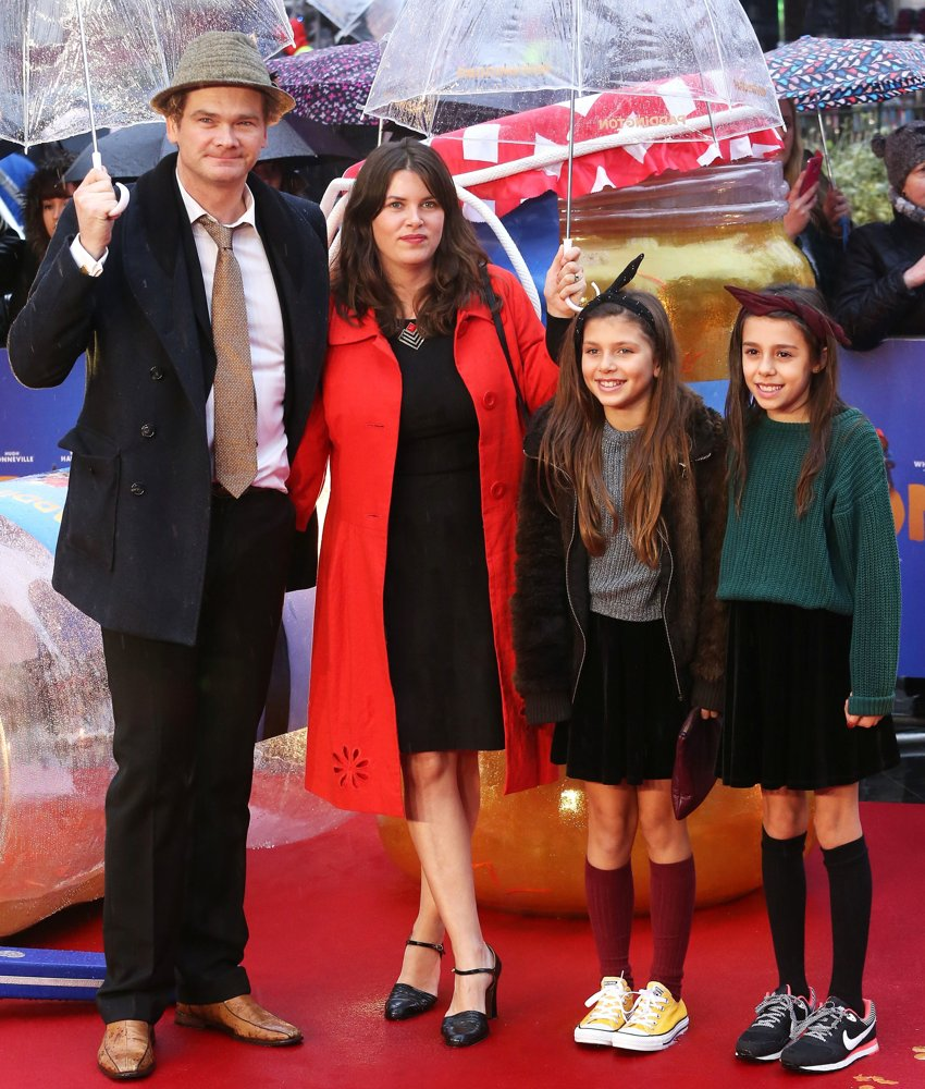 Simon Farnaby<br>World Premiere of Paddington
