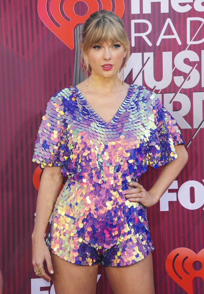 Taylor Swift<br>2019 iHeartRadio Music Awards - Arrivals