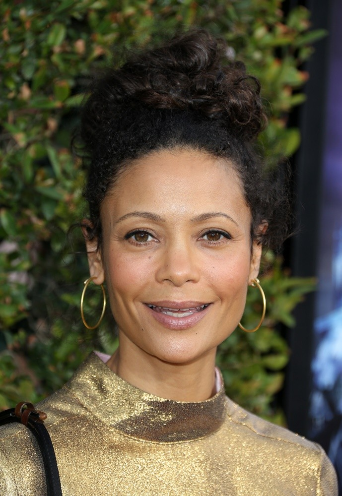 Thandie Newton<br>Universal Studios Hollywood Hosts The Opening of The Wizarding World of Harry Potter