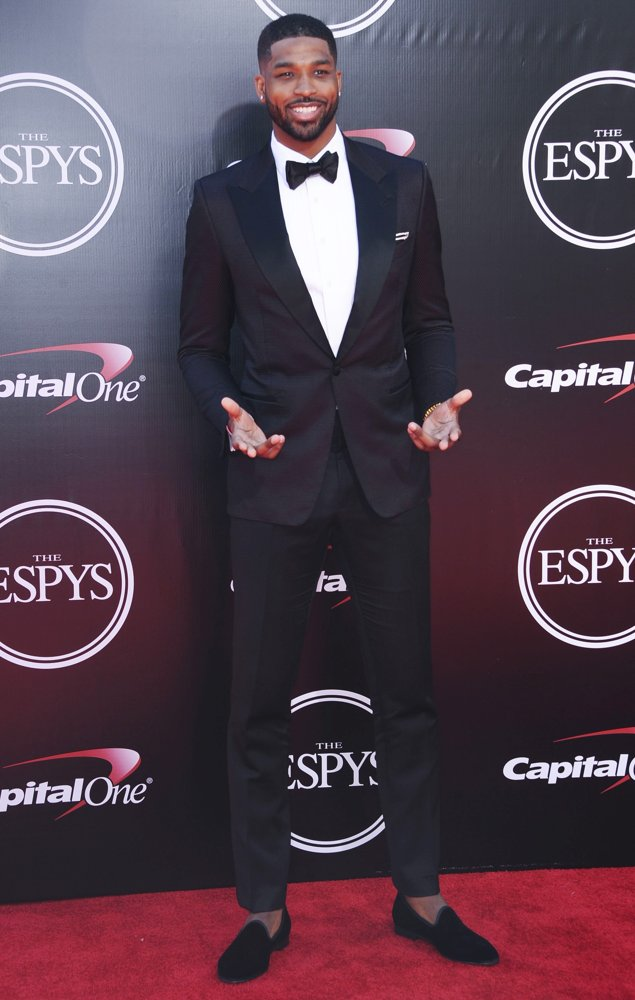 Tristan Thompson<br>The ESPYS Awards 2016 - Arrivals