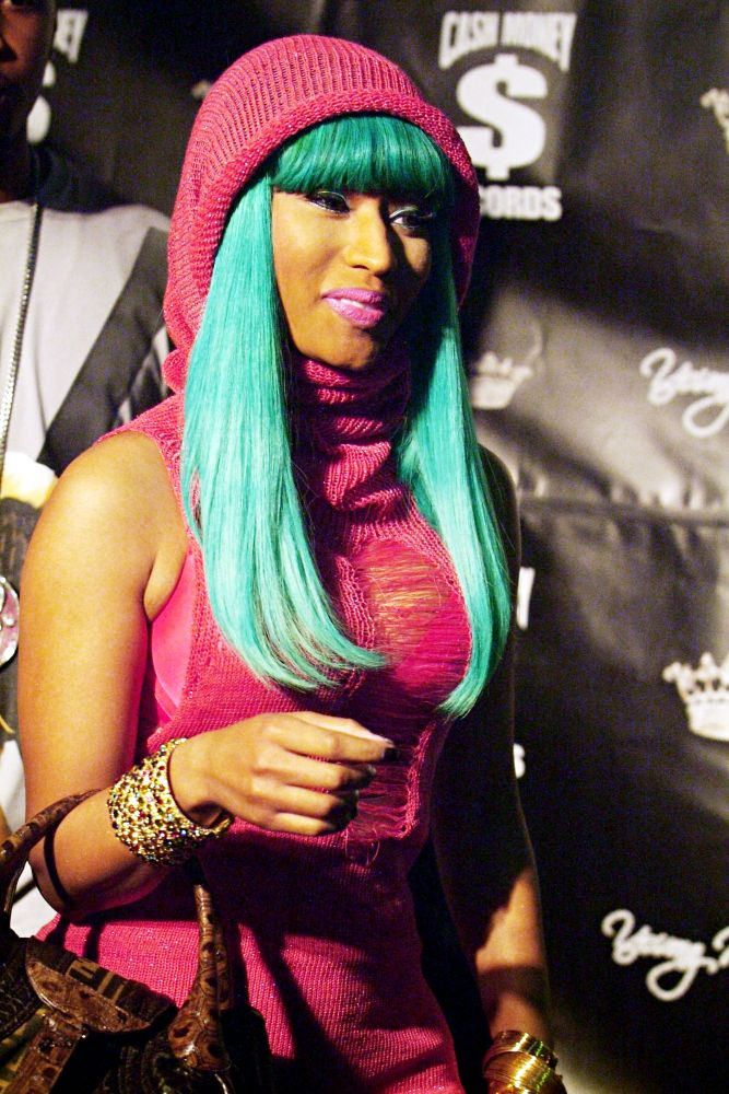 Nicki Minaj<br>Lil Wayne Welcome Home Party Hosted by Cash Money Records