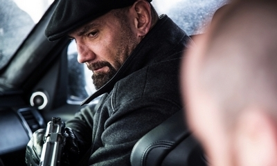 First Look at Dave Bautista as James Bond's Enemy in 'Spectre'