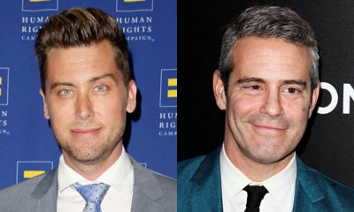 Lance Bass Denies Sleeping With Andy Cohen: 'There Was No Andy D Going in My B'