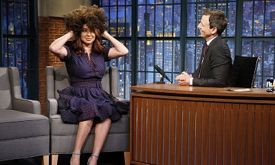 Video: Maya Rudolph Impersonates Rachel Dolezal on 'Late Night with Seth Meyers'