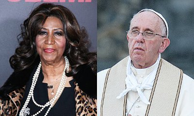 Aretha Franklin to Perform for Pope Francis During His Philadelphia Visit