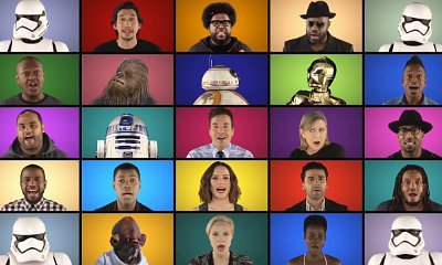 Watch Jimmy Fallon and 'The Force Awakens' Cast Sing 'Star Wars' Themes A Cappella