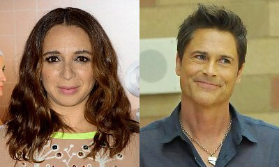 Maya Rudolph Joins 'The Grinder' to Bring Rob Lowe 'Down to Earth'