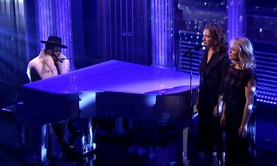 Watch D'Angelo and Maya Rudolph Cover Prince's Classic on 'Tonight Show'