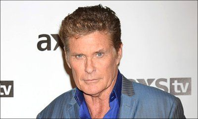 David Hasselhoff Is Broke, Has Less Than $4,000 to His Name