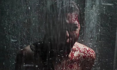 'Alien: Covenant' Shows New Bloody Shower Scene in First Trailer