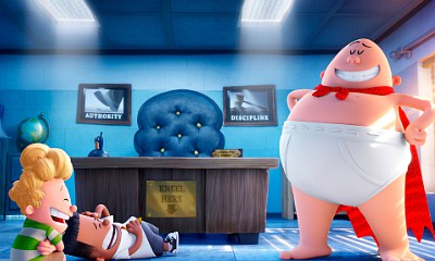 Here's the First Look at DreamWorks' 'Captain Underpants' Movie