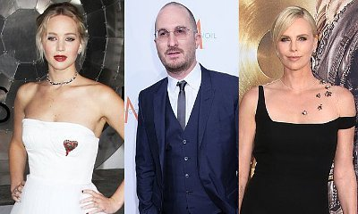 Jennifer Lawrence 'Is Scared' Darren Aronofsky Will Hook Up With Charlize Theron