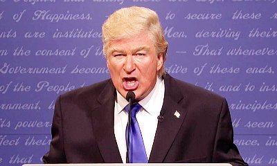 Alec Baldwin Will Play Trump on 'Saturday Night Live' the Day After Inauguration