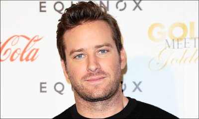 Armie Hammer Responds to 'Green Lantern Corps' Rumor
